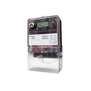 how to read landis e360 smart meter