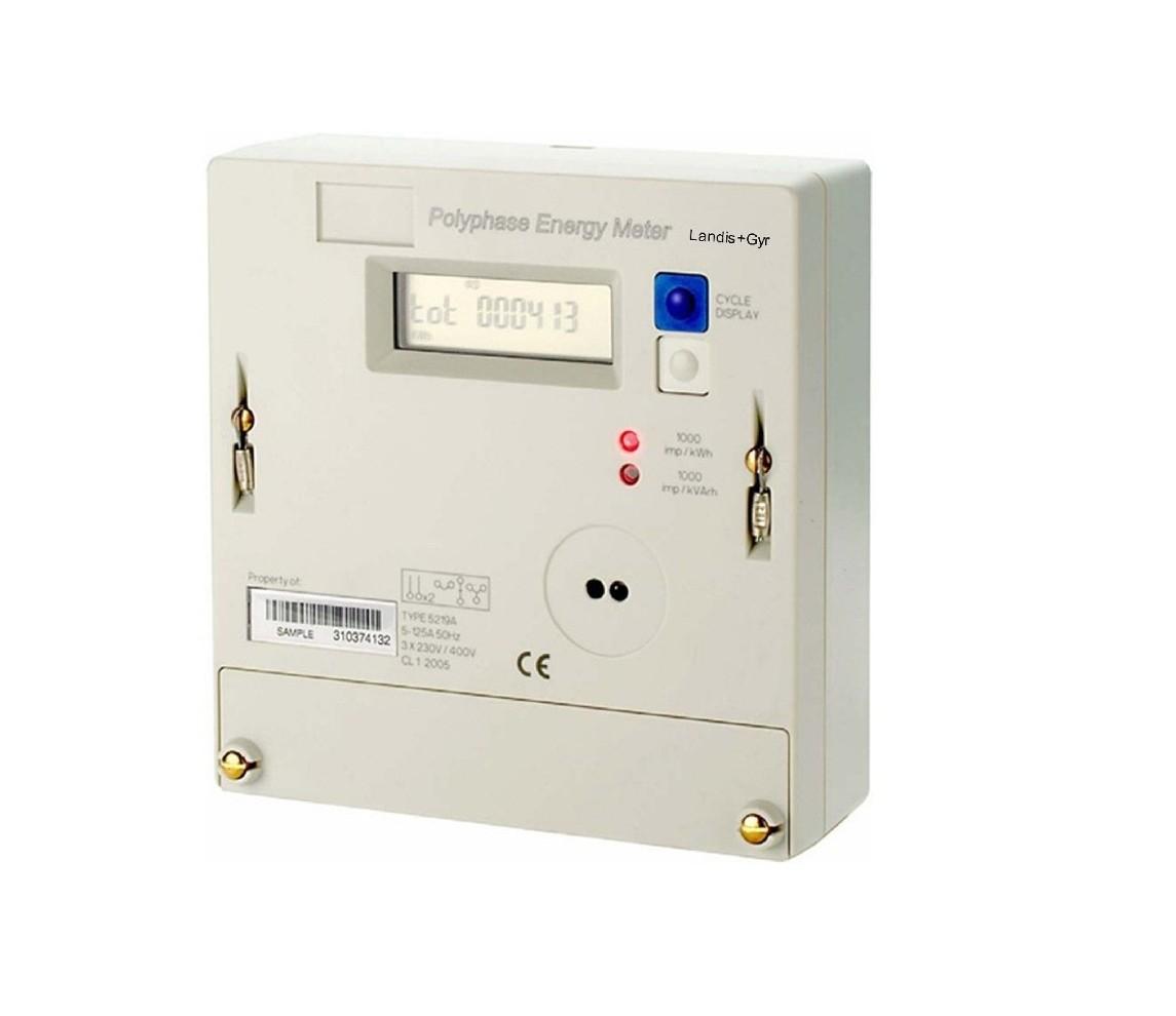 Residential Energy Meter : Residential meters landis gyr