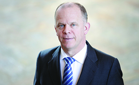 Andreas Umbach, President and CEO, Landis+Gyr
