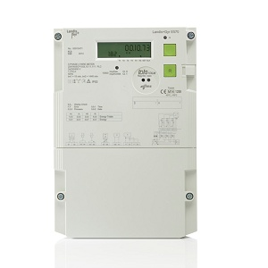 New interoperable CT connected smart meter for AMI applications