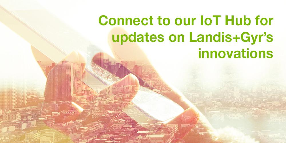 Landis+Gyr IoT Hub